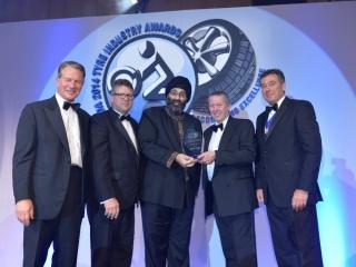 NTDA Tyre Industry Awards 2014 Staff Training and Development Award