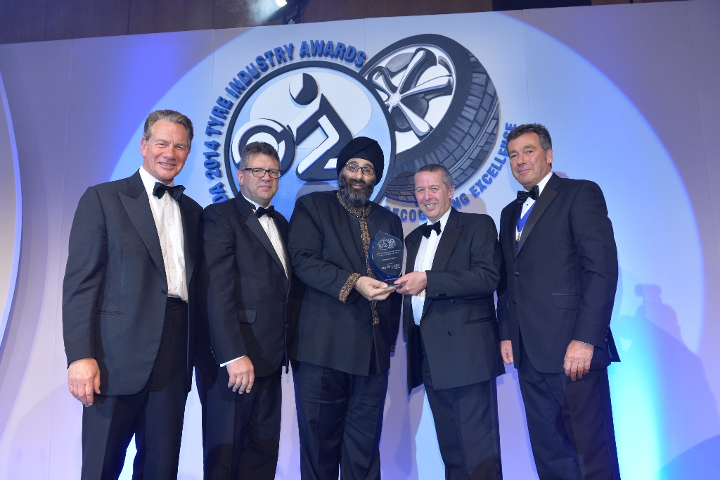 NTDA Tyre Industry Awards 2014 Staff Training and Development Award