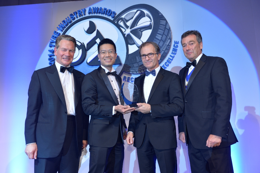 NTDA Tyre Industry Awards 2014 Industry Marketing Campaign of the Year