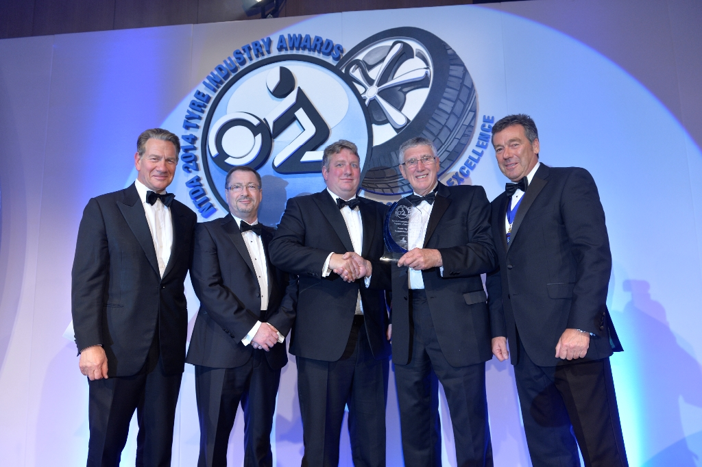 NTDA Tyre Industry Awards 2014 Tyre and Aftermarket Supplier of the Year