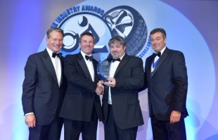 NTDA Tyre Industry Awards Tyre Wholesaler of the Year 2014