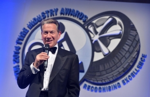 Michael Portillo at NTDA Tyre Industry Awards 2014