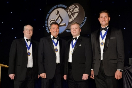 Stefan Hay with NTDA Executive Officers 2015