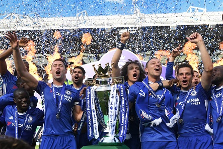 Premier League trophy to appear at Automechanika with NTDA member Yokohama