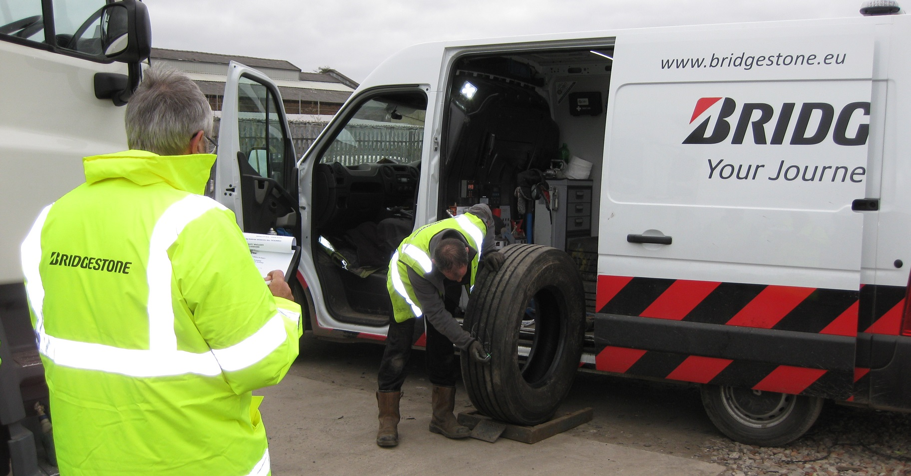 NTDA announces more than 4000 Commercial Tyre Technicians now hold REACT licence
