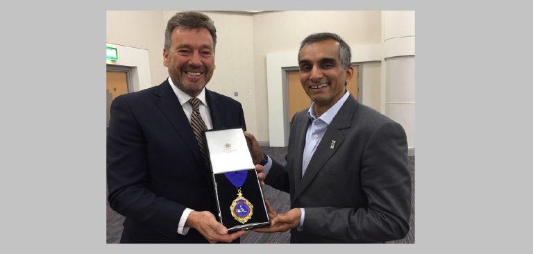 Autogem Invicta Ltd. Managing Director installed as new NTDA National Chairman