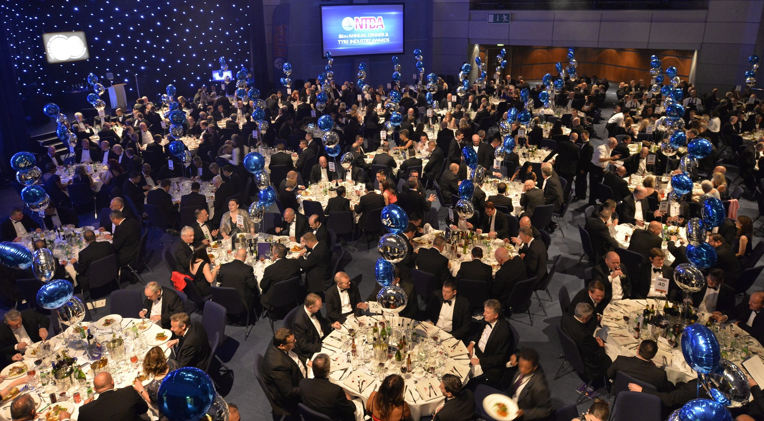 CONTINENTAL SPONSORS THE 2017 NTDA ANNUAL DINNER