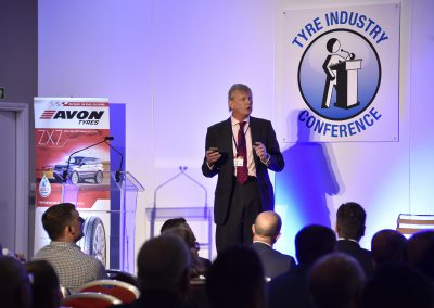 Julian Mason of NCS speaking at NTDA Tyre Industry Conference 2017 (14)