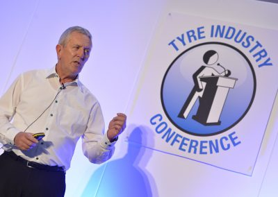Neil Hilton of Hella speaking at NTDA Tyre Industry Conference 2017 (8)