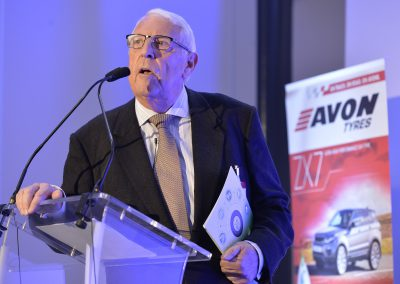 Peter Taylor OBE speaking at NTDA Tyre Industry Conference 2017 (7)