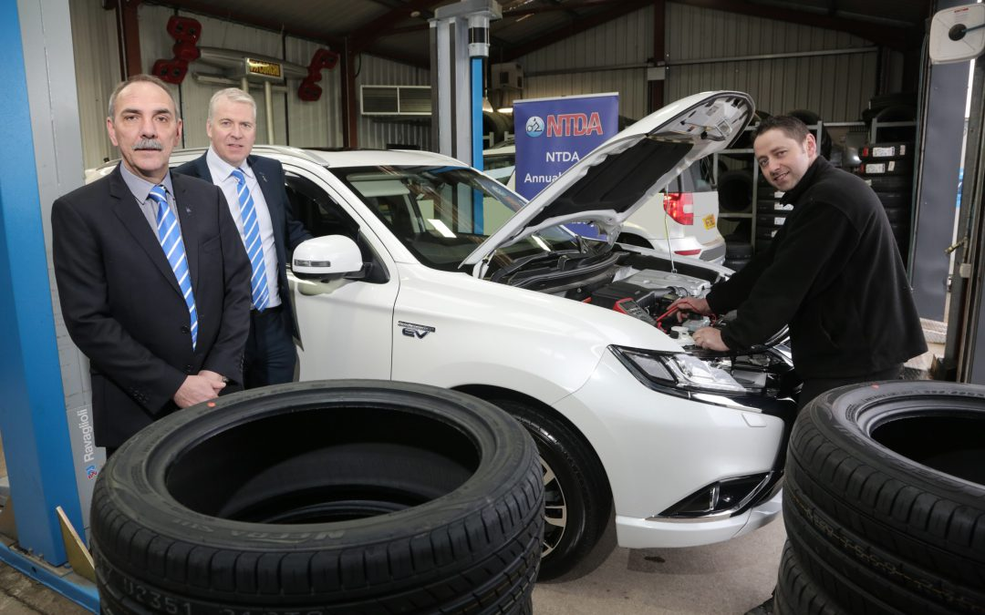 CERTIFIED ELECTRIC AND HYBRID VEHICLE TRAINING COURSES AVAILABLE IN NORTHERN IRELAND