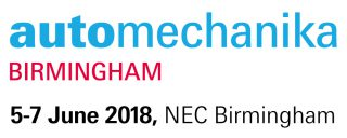 Come and meet the team at Automechanika Birmingham 2018
