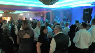 NTDA Blackpool Winter 'Rubber' Ball a major success for the Association
