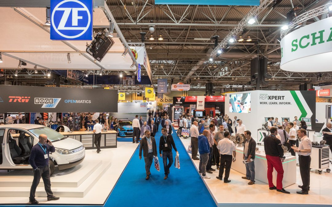 NTDA delighted to be supporting Automechanika Birmingham 2019