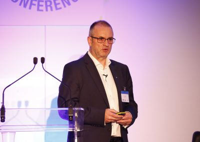 Paul Binks of Kwik Fit speaking at 2018 NTDA Tyre Industry Conference (5)