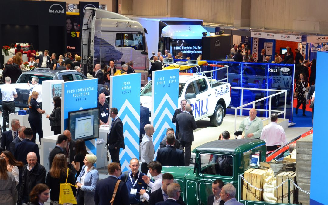 NTDA returns to the Commercial Vehicle Show in 2020
