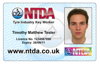 NTDA launches Tyre Industry Key Worker ID Card
