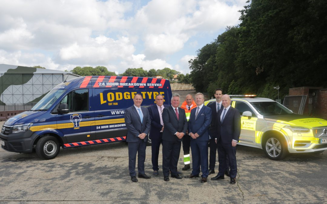 NTDA signs strategic partnership agreement with Highways England